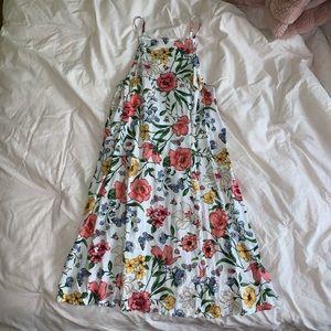 Hollister Dresses - Hollister floral dress sz s